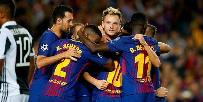 FC Barcelona vs UD Las Palmas