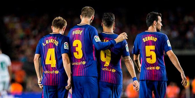 FC Barcelona vs At Bilbao